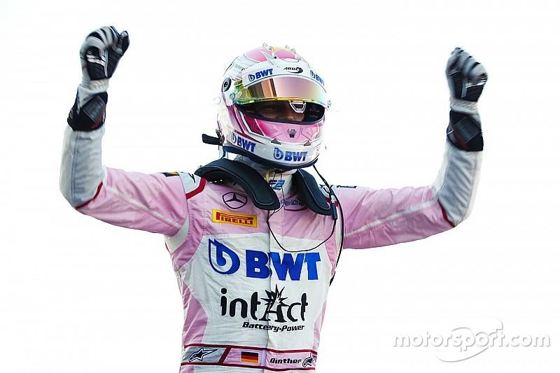 Gunther leva etapa 2 de Silverstone; Sette Câmara não pontua