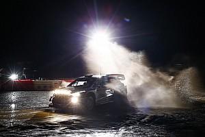 WRC Etappenbericht WRC Wales: Nebel wirbelt Klassement durcheinander