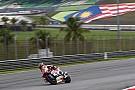 VIDEO: Aksi Dimas Ekky di Moto2 Sepang