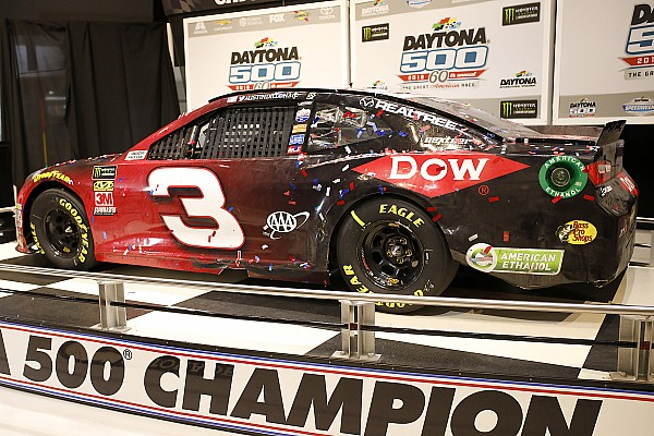 Less is more for Richard Childress Racing