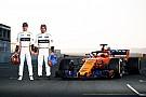 McLaren resmi perkenalkan mobil F1 2018, MCL33