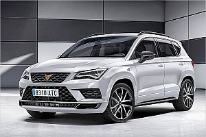 Automotive News Gestatten, Cupra Ateca