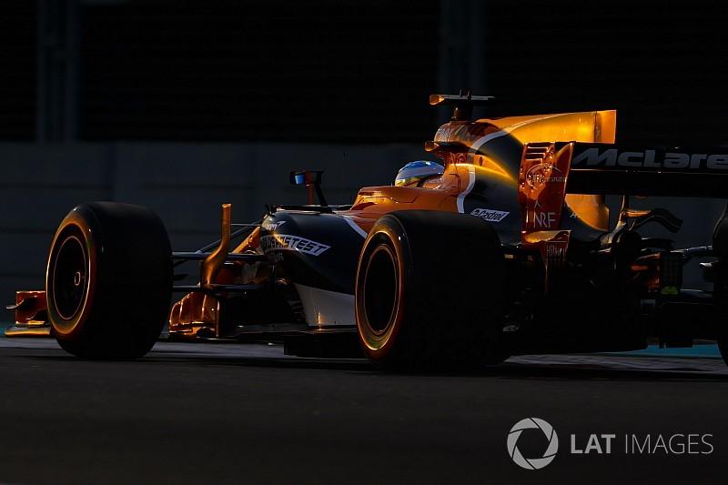 McLaren has overcome Renault packaging headaches
