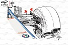 Tech analysis: Sauber's clever suspension winglets