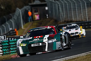 Langstrecke News Audi-Vorschau 24h Nürburgring: Favorit mit wenig Leistung