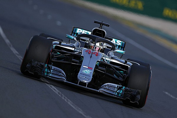 Formula 1 Breaking news Hamilton: Rivals catching Mercedes