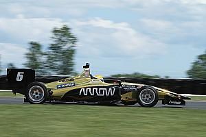 Indy Lights Reporte de la carrera Urrutia vence a Herta en Carrera 1