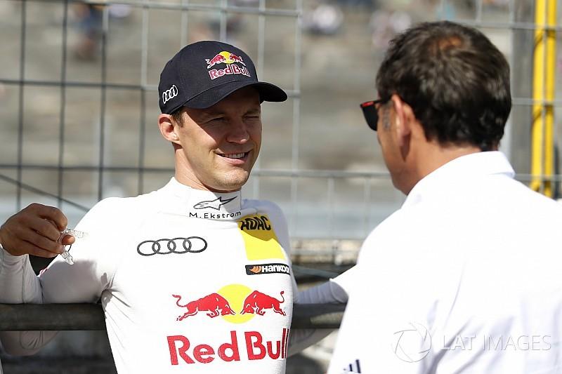 DTM: az Audi behúzta a taktikai győzelmet Ekströmmel