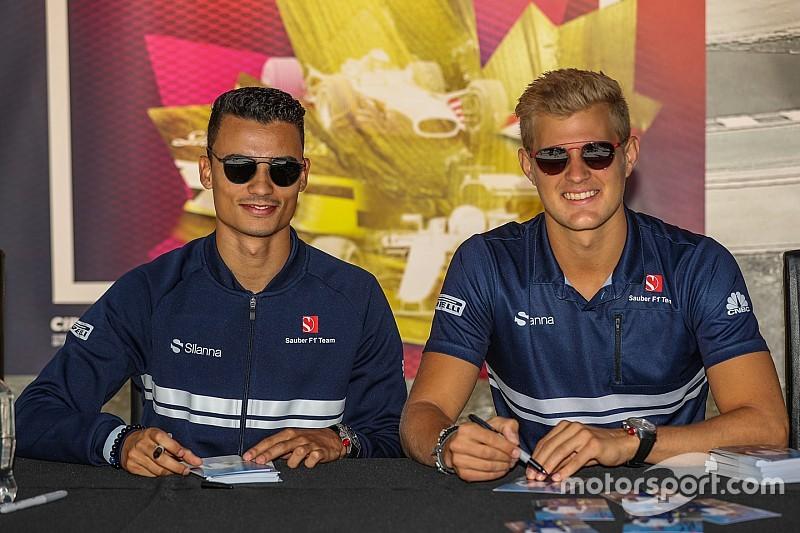 Los pilotos de Sauber no se esperaban la salida de Kaltenborn