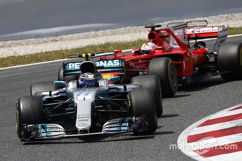 Mercedes descubre un nuevo problema en el motor de F1