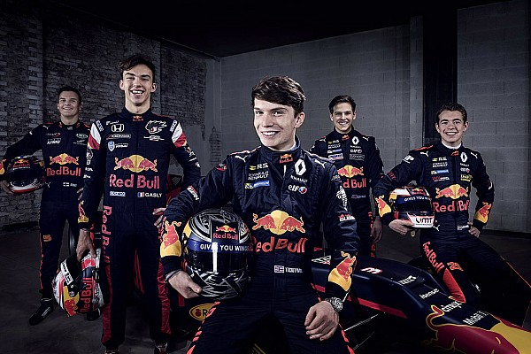 Formule 1 Commentaire Édito - Le Red Bull Junior Team a-t-il encore un sens ?