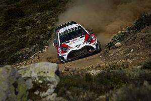 WRC Son dakika Toyota, Lappi'nin sezonu tamamlayacağını duyurdu