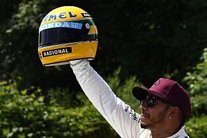 Формула 1 Самое интересное Кто круче в квалификациях – Сенна или Хэмилтон?