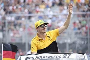 F1 Noticias de última hora Según Hulkenberg: