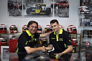 FIA F2 Breaking news Visoiu gets Campos F2 seat for rest of the season