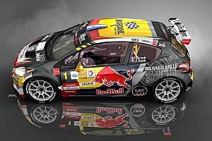 Schweizer rallye Fotostrecke Fotogalerie: die Farben des Peugeot 208 T16 R5 von Sébastien Loeb