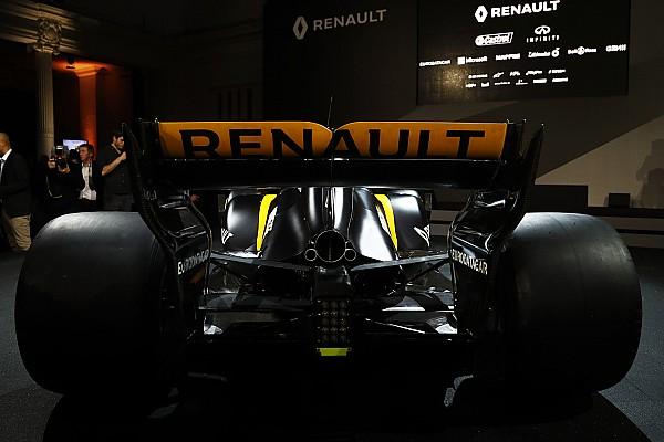 Formula 1 Son dakika Renault, yeni motorun 2016 motorundan %95 farklı olduğunu açıkladı