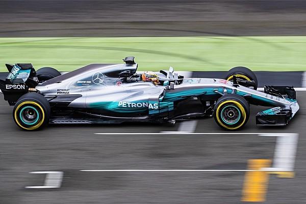 F1 速報ニュース 【F1】王者メルセデス、4年連続ダブルタイトル狙う新車W08を発表