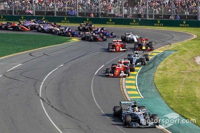 5 wichtige F1-Lektionen vom GP Australien 2017 in Melbourne