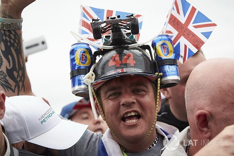 Los memes del Gran Premio de Inglaterra