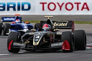 Formula V8 3.5 Crónica de Carrera Segundo triunfo de Fittipaldi en México
