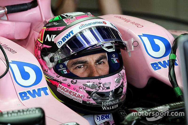 【F1】フォースインディア、ペレスとの契約延長交渉をスタート