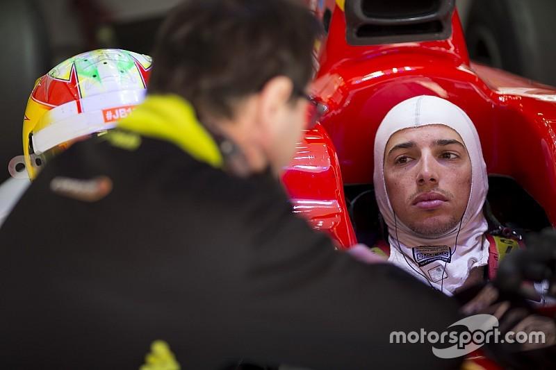 Blau anuncia ex-F1 Roberto Merhi como parceiro de Ramos