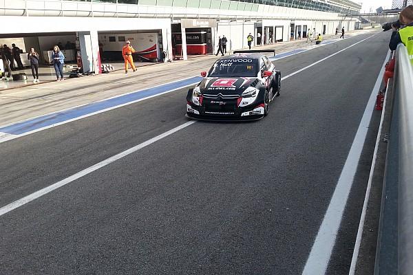 WTCC-Test 2017 in Monza: Rob Huff dominiert im Citroën