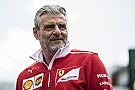 Ferrari виступила чудово, хоча й не була фаворитом - Аррівабене