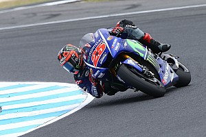 MotoGP Testing report Vinales stuns field to go fastest at Phillip Island