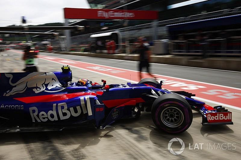 FIA заставила Toro Rosso заменить поврежденный трос