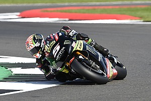 MotoGP Отчет о тренировке Зарко показал лучшее время третьей тренировки MotoGP