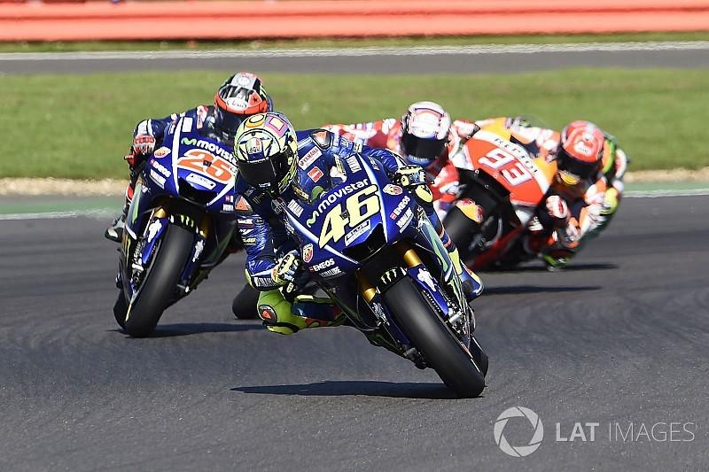 """Yamaha pourrait demander à Rossi """"de ne pas trop gêner"""" Viñales"""