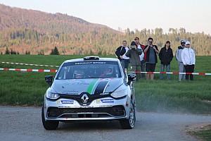 Trofei marca svizzera Gara Clio R3T Alps Trophy: Gonon gran protagonista del primo round!