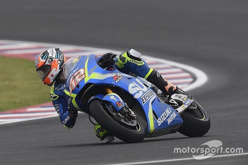 """Rins: """"Fue extraño volver a subirme a la MotoGP después de tanto tiempo"""""""