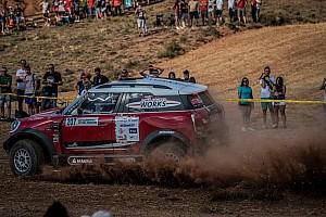 Cross-Country Rally Reporte de la carrera Hirvonen es el nuevo líder de la Baja Aragón
