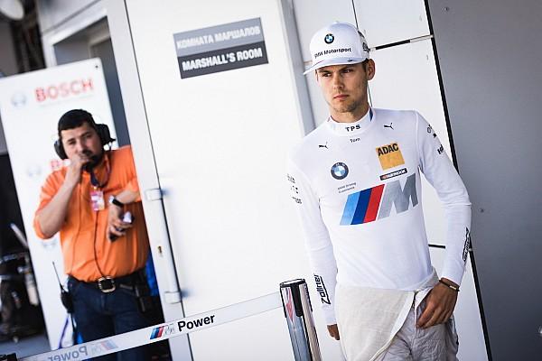 DTM 2017: Polesitter Tom Blomqvist in Moskau disqualifiziert