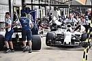 В Williams разделили обновления между пилотами на ГП Великобритании