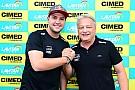Com time de quatro carros, Cimed renova com Felipe Fraga
