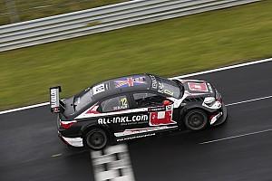 WTCC Qualifiche Rob Huff agguanta la pole position in Ungheria