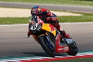 Superbike-WM News Nach Nicky Haydens Tod: Stefan Bradl in Donington einziger Honda-Pilot