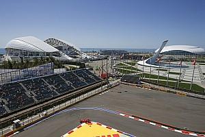 FIA installs driver deterrent at Sochi's Turn 2