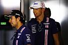 Окон і Перес визнали, що підвели Force India