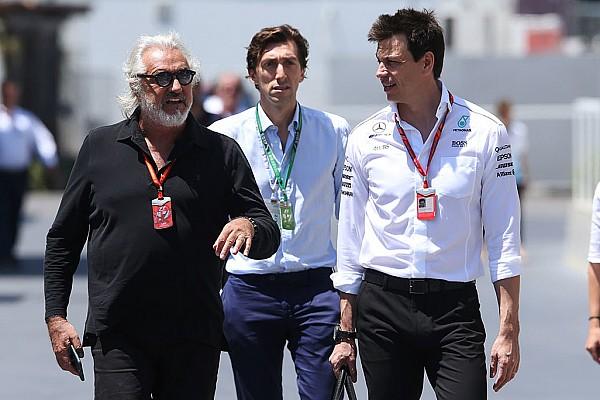 F1 Noticias de última hora Wolff desvela lo que habló con Briatore sobre Alonso