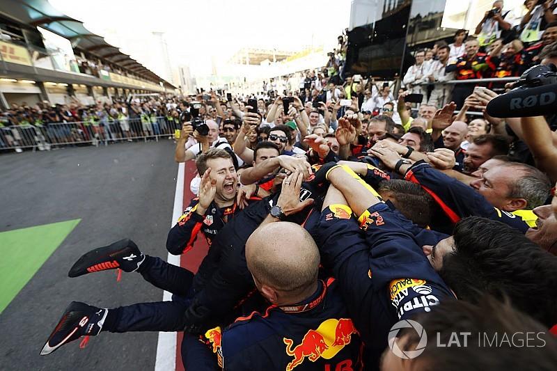 """Ricciardo: """"Toda victoria es especial, pero esta es de locos"""""""
