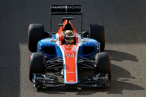 Manor F1 team goes into administration