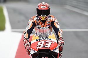 MotoGP Qualifying report MotoGP Austria: Marquez pole, duo Ducati baris depan