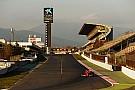 Formule 1 Essais Barcelone 2018 - Le programme de la première semaine