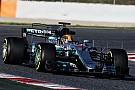 F1-Technik: Gründe für Änderungen an der Aerodynamik des Mercedes W08