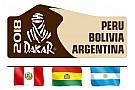 Dakar El Dakar regresa a Perú y finaliza en Argentina para 2018